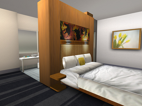 Starwood hotels sl business today for Design hotel spg